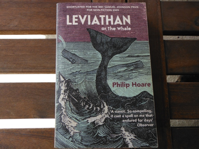 "If you are interested in whales you might like to read this book. It is ""mighty"" as we Paddies like to say."